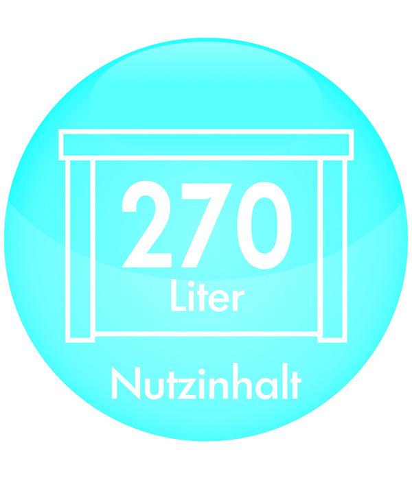 tepro Aufbewahrungsbox Marvel Plus, 270 Liter