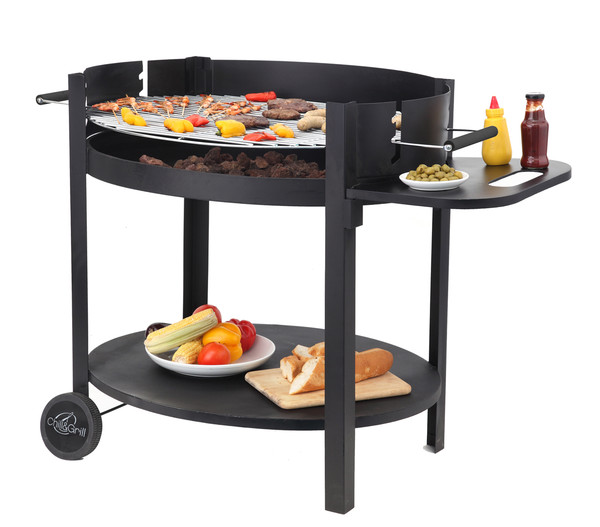 tepro Chill & Grill Holzkohlegrill Calypso