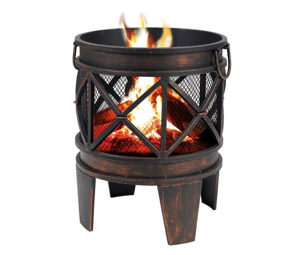 tepro Feuerstelle/ Feuerkorb Gracewood