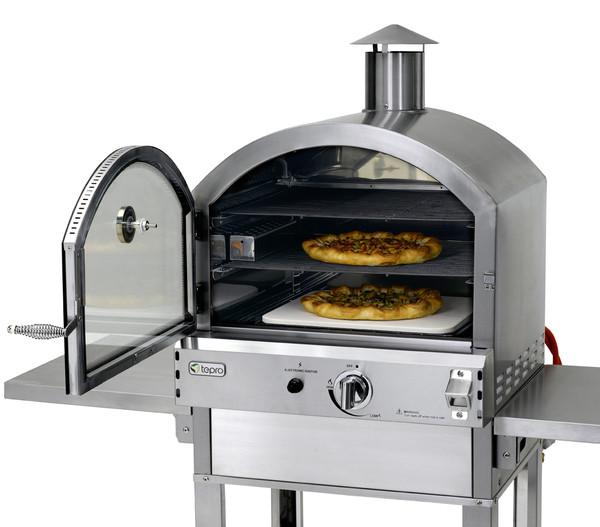 tepro Gas-Pizzaofen Santa Fe