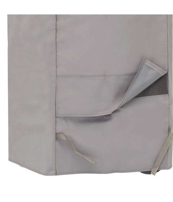 tepro Universal Abdeckhaube für Kugelgrill, Ø 73, H 90 cm