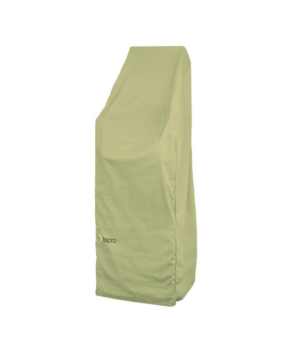 tepro Universal Abdeckhaube für Stapel-/Gartenstühle, 65x65x150 cm