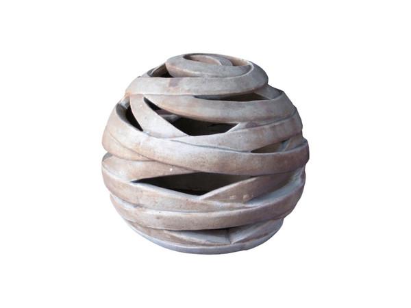 Terrakotta-Kugel, terra, Ø 26 cm, 23 cm