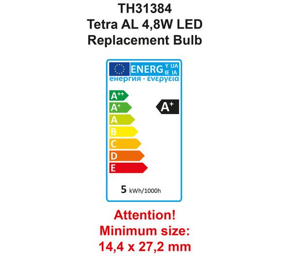 Tetra AquaArt LED Aquarium-Set, 20 Liter, anthrazit