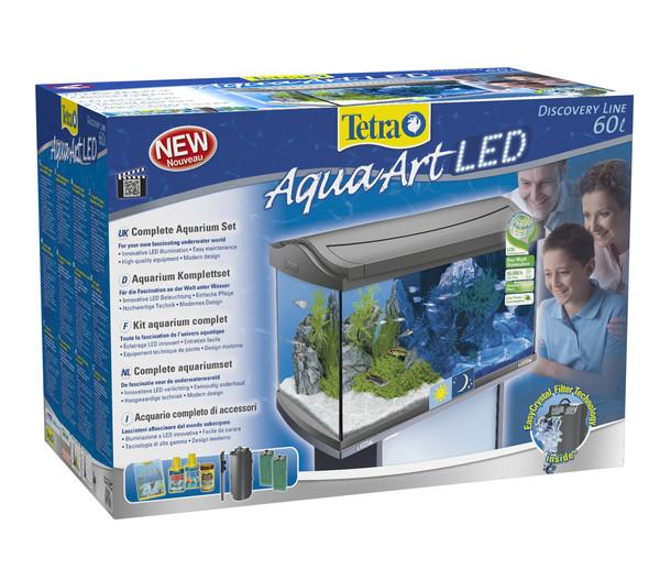 Tetra AquaArt LED Aquarium-Set, 60 Liter