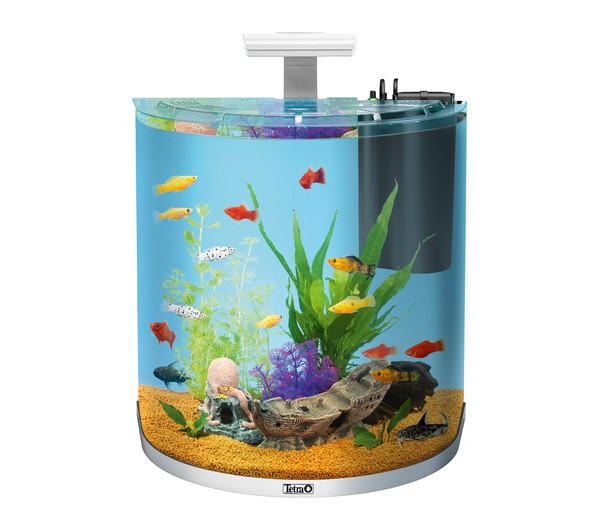 Tetra AquaArt LED Explorer-Line, 60 Liter, weiß