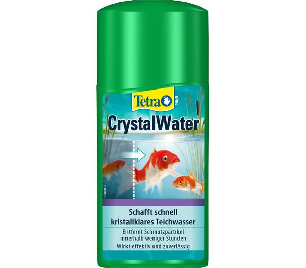 Tetra Pond CrystalWater, Teichwasserpflege