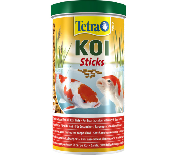 Tetra Pond KOI Sticks, Fischfutter