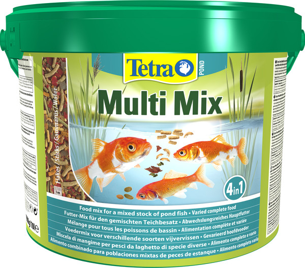 Tetra Pond Multi Mix, Fischfutter