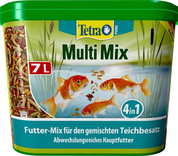 tetra pond multimix futter mix 7 liter dehner. Black Bedroom Furniture Sets. Home Design Ideas