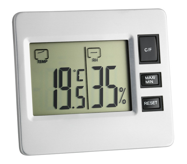 TFA Digital Thermo- und Hygrometer
