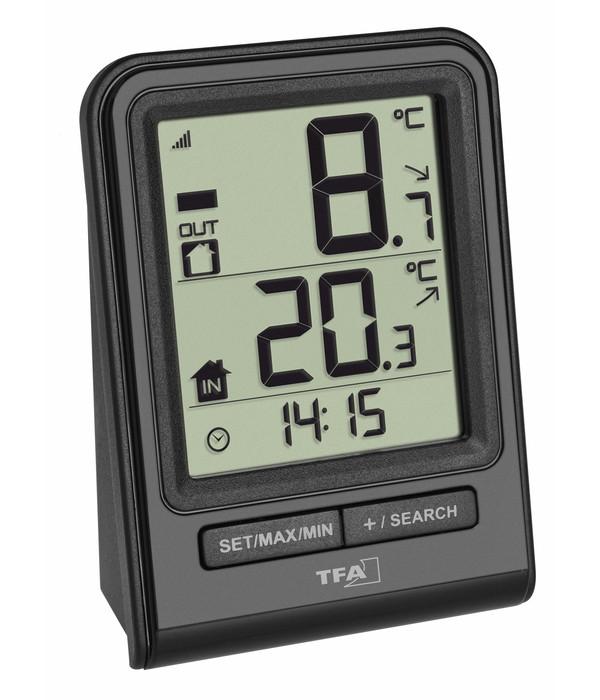 TFA Funk-Thermometer Prisma