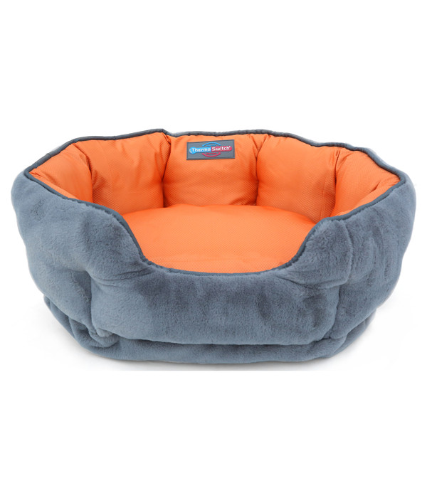 ThermoSwitch® Hundebett Santorini
