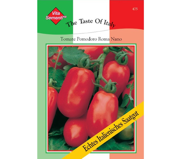Thompson & Morgan Samen Tomate 'Roma Nano'