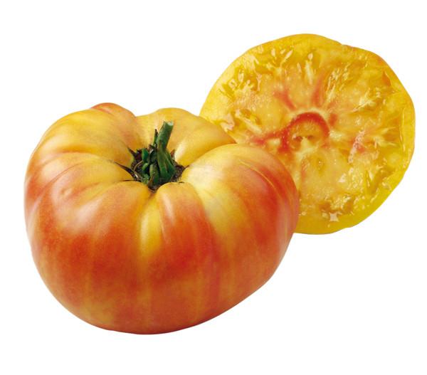 Tomate 'Ananas', veredelt