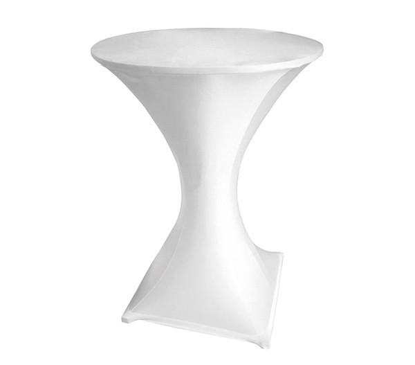 Toolland Tischüberzug für Tische Ø 80 x 110 cm