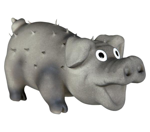 Trixie Borstenschwein aus Latex, 10 cm