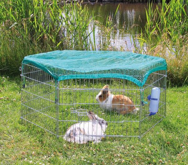 Trixie Freilaufgehege mit Netz, 126x58 cm
