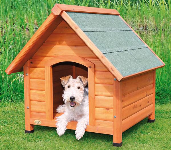 Trixie Hundehütte Cottage aus Kiefernholz