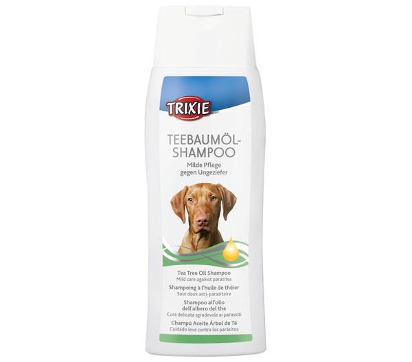 Trixie Hundeshampoo mit Teebaumöl, 250 ml