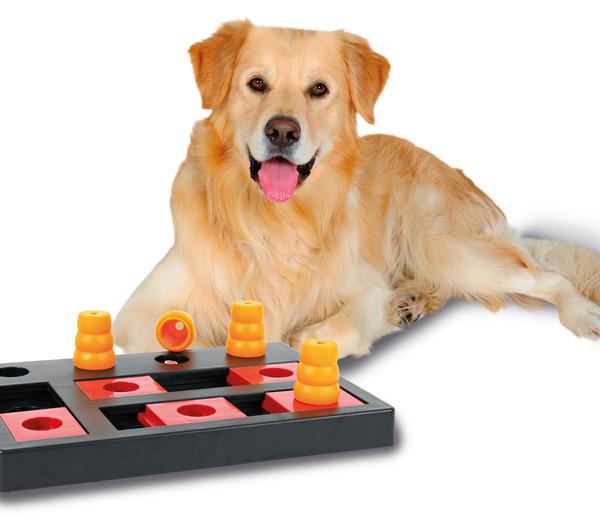Trixie Hundespielzeug Dog Activity Chess Strategiespiel