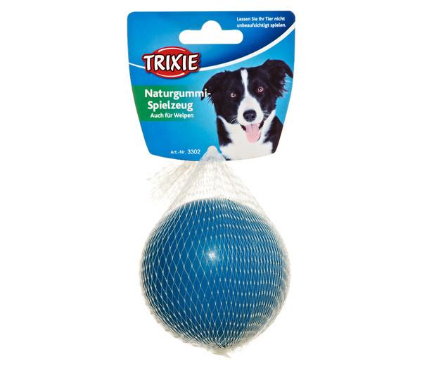 Trixie Hundespielzeug Naturgummiball