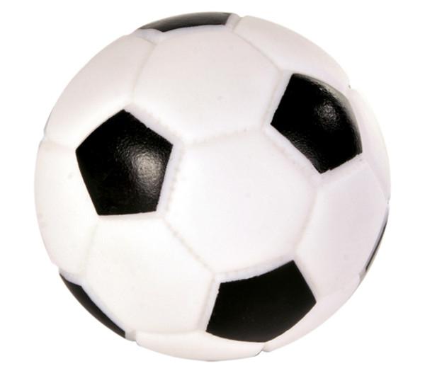Trixie Hundespielzeug Vinyl-Fußball, Ø 10 cm