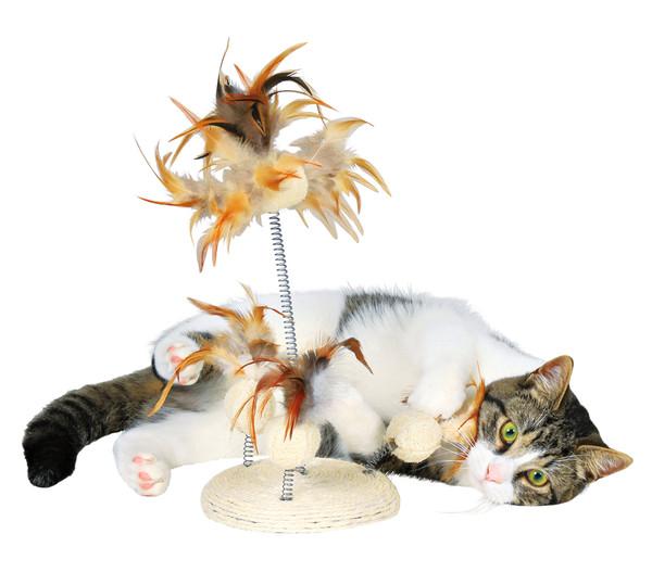 Trixie Katzenspielzeug Sisalständer