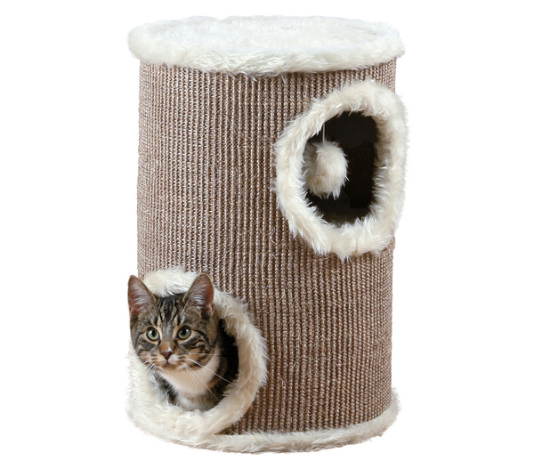 Trixie Kratztonne Cat Tower