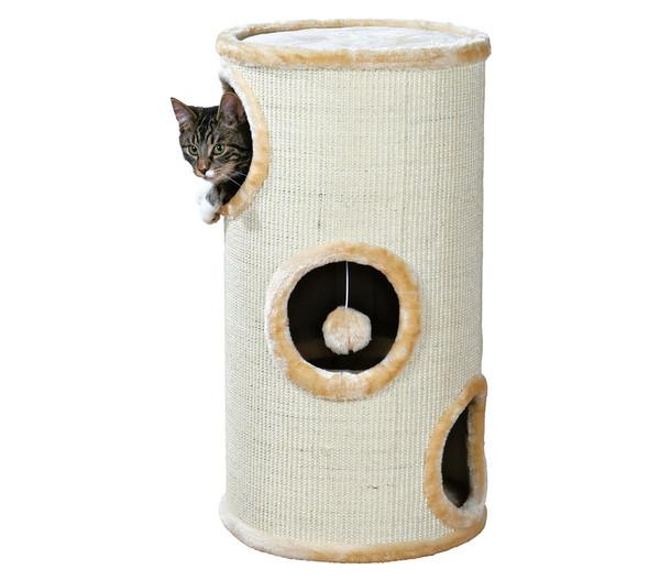 Trixie Kratztonne Cat Tower