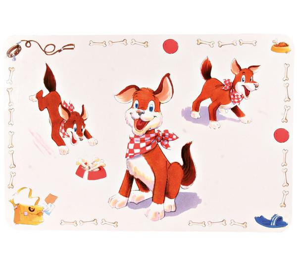 Trixie Napfunterlage Comic Dog