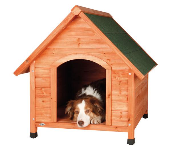 Trixie Natura Hundehütte Cottage mit Spitzdach