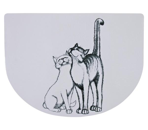 Trixie Unterlage für den Futternapf, 44 x 28 cm