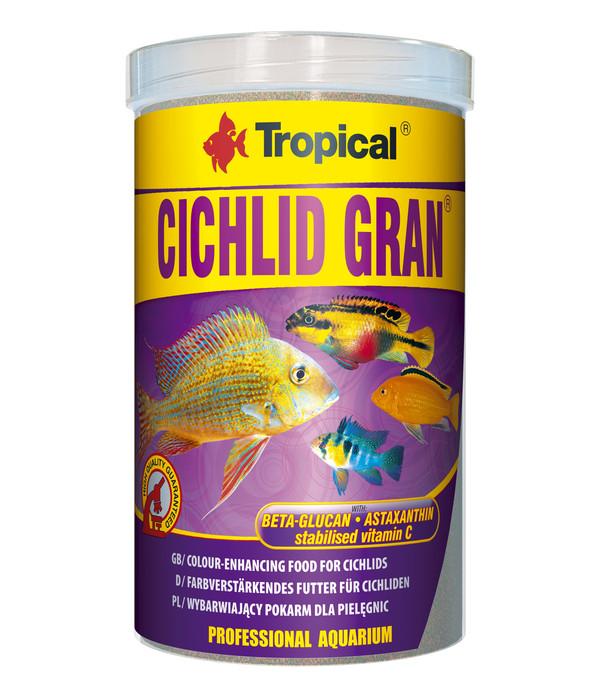 Tropical® Fischfutter Cichlid Gran