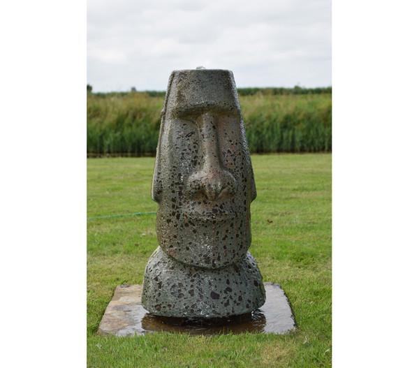 Ubbink Keramik-Gartenbrunnen Orito, 36 x 31 x 65 cm