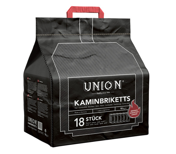 Union Kaminbriketts, 10 kg