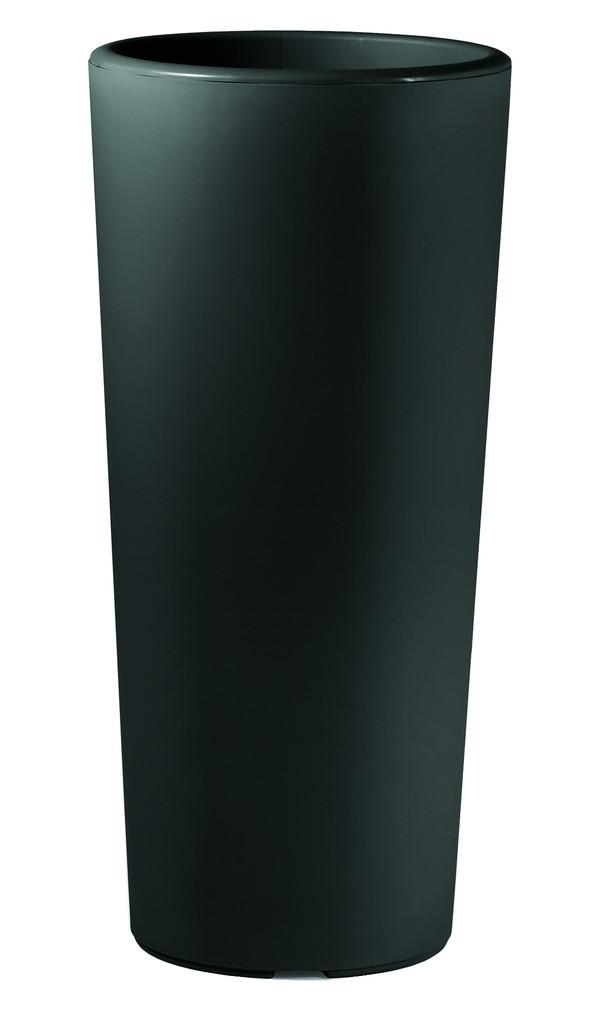 Veca Kunststoff-Topf Clou, anthrazit