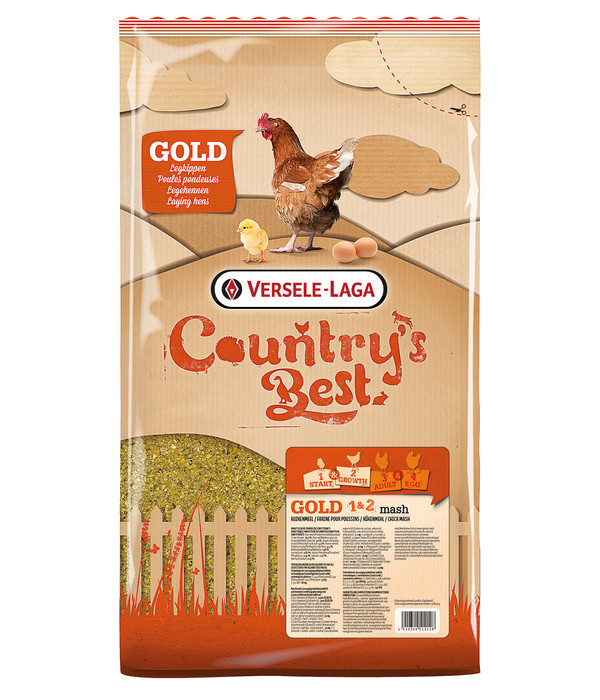 Versele-Laga Country's Best Hühnerfutter Gold 1&2 mash