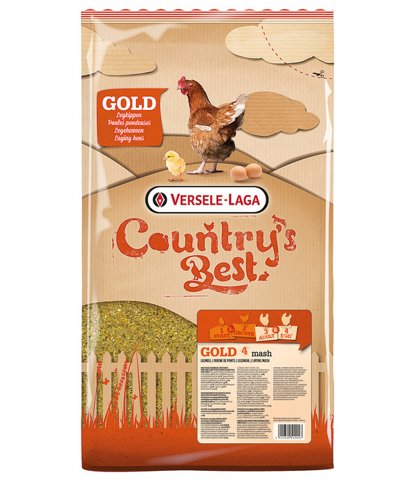 Versele-Laga Country's Best Hühnerfutter Gold 4 mash