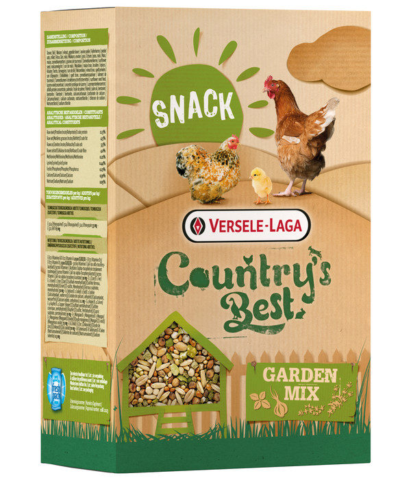 Versele-Laga Country's Best Hühnerfutter Snack Garden Mix