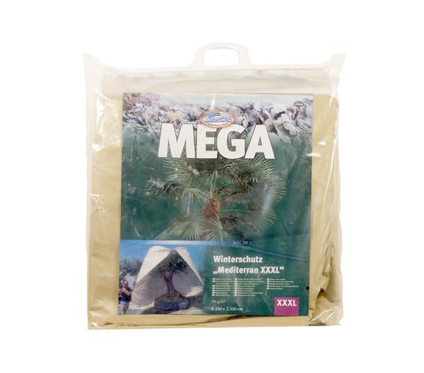 Videx Winterschutz Mediterran Mega Thermomantel XXXL, 350 cm, beige