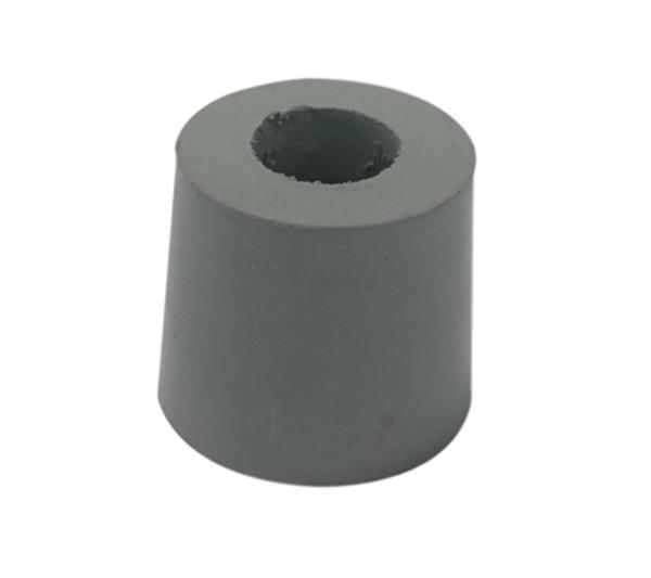 Vina Gummistopfen grau, 34/28 mm