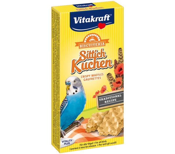 Vitakraft Sittich Kuchen für Ziervögel, 100 g