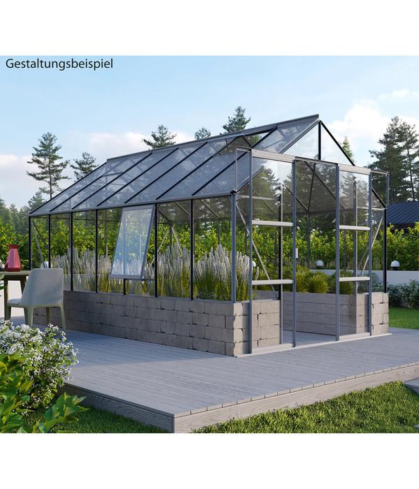 Vitavia Gewächshaus Cassiopeia 11500, ESG/NSG