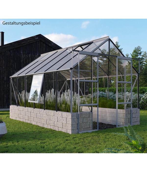 Vitavia Gewächshaus Cassiopeia 9900, ESG/NSG