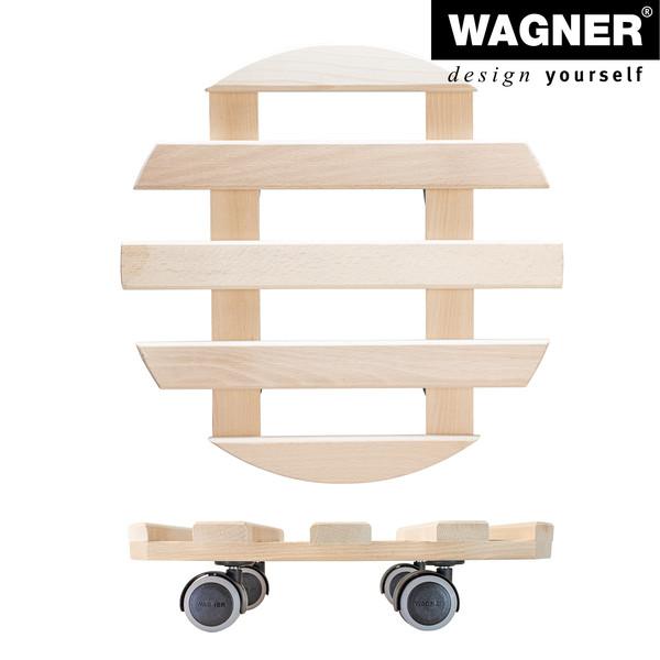 Wagner Multi-Pflanzenroller rund, Ø 35 cm