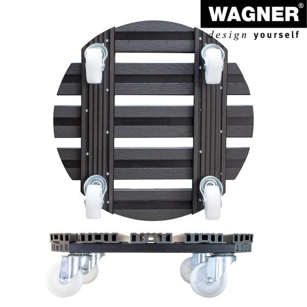 Wagner Pflanzroller, Ø 38 cm