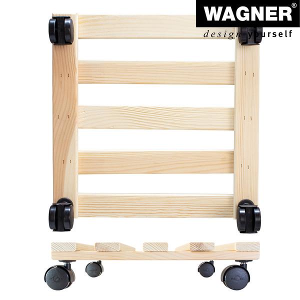 Wagner Pflanzroller Kiefer, 35 x 35 cm