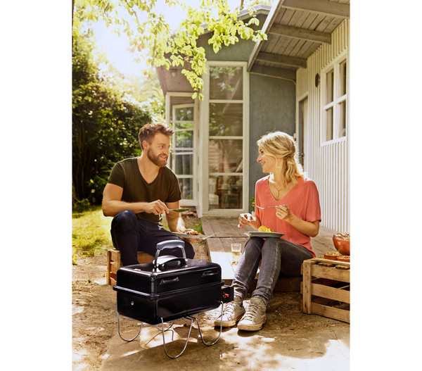 weber gasgrill go anywhere schwarz dehner. Black Bedroom Furniture Sets. Home Design Ideas