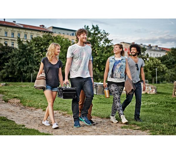 Weber Holzkohlegrill Go-Anywhere, schwarz